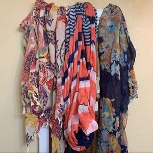 Scarves!!  Read below—3 for 15 or 5 for 20!